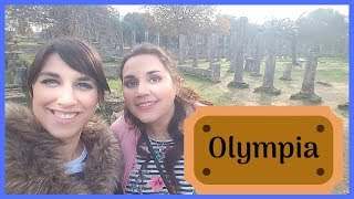 Olympia Greece (Katakolon) - Temple of Zeus and the Olympic Flame!