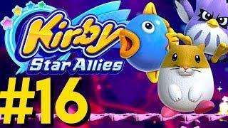 Kirby Star Allies- Star Lavadom & Extra Planet Y