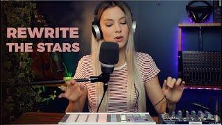 Rewrite The Stars - The Greatest Showman   Romy Wave REMIX