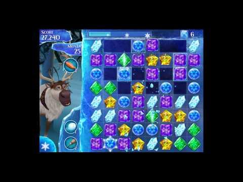 Disney Frozen Free Fall - Level 94 [Gameplay Walkthrough]