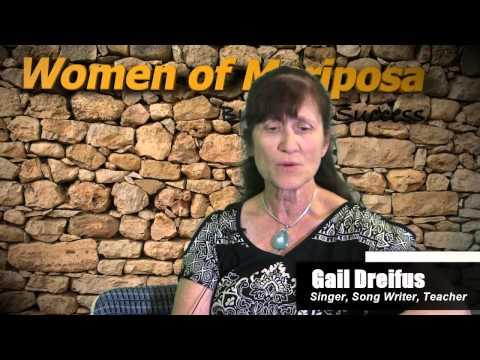 Women if Mariposa with special Guest Gail Driefus