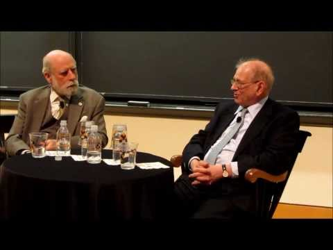 Vint Cerf and Bob Kahn Reflect on the Internet at Princeton University