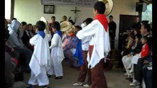 Traditional Colombian Dance
