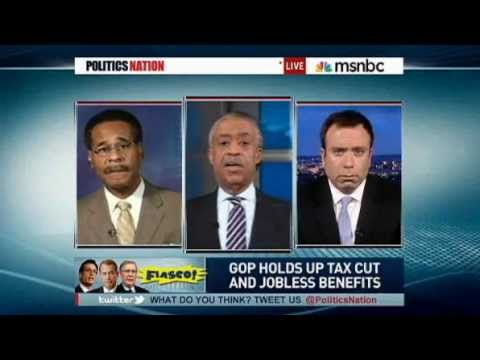MSNBC - PoliticsNation - GOP Only Working To Create A Fiasco 12-21-2011