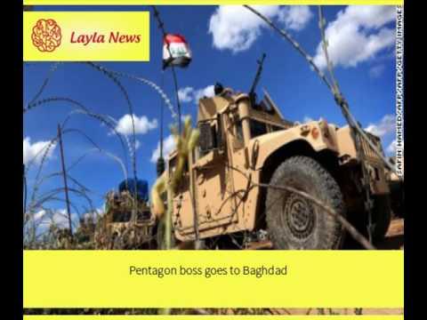 Pentagon boss goes to Baghdad |  By : CNN