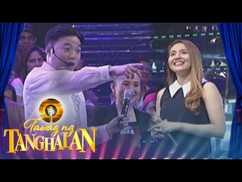 Tawag ng Tanghalan: Ryan tries to get the number of a TNT daily contender