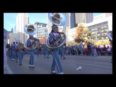 Dallas Children's Health Holiday Parade pt. 1 2014