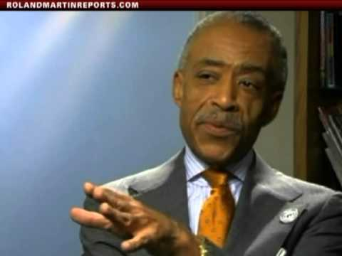 WASHINGTON WATCH: Rev. Al Sharpton Discusses His Weight Loss & Reinvention