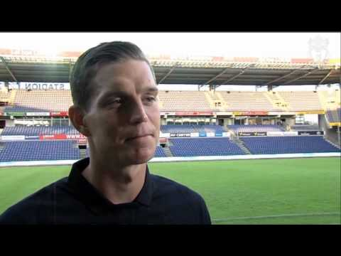 Daniel Agger on Brondby reunion 16/07/14