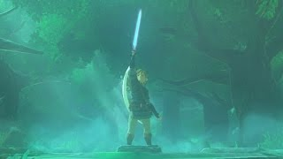 Zelda: Breath of the Wild - Obtaining the Master Sword during the Final Boss