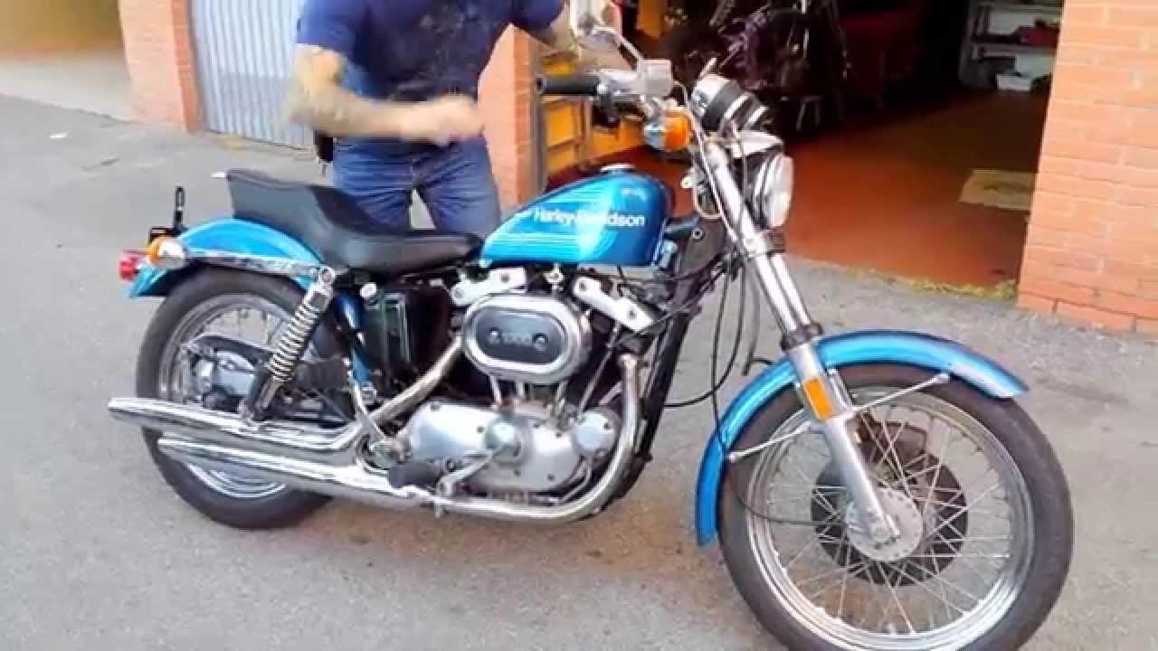 Harley Davidson Ironhead For Sale