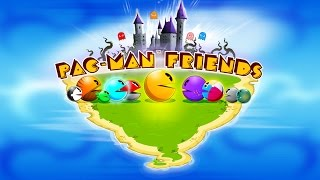 PAC-MAN Friends - NAMCO BANDAI - iOS / Android - Gameplay