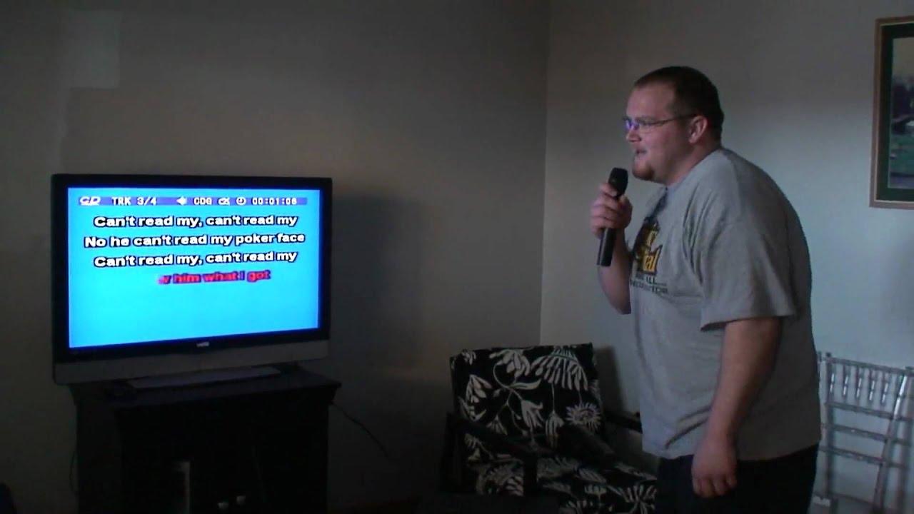 karaoke machine with wireless microphone