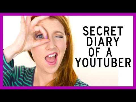 The Secret Diary Of A Youtuber Tag!