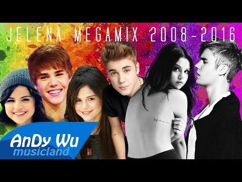 JELENA Megamix (2008-2016) | Justin Bieber & Selena Gomez