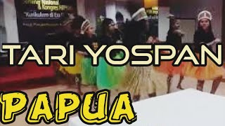 Download Lagu TARI YOSPAN, YOSPAN DANCE, PAPUA, INDONESIA Gratis STAFABAND