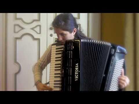 Giulio Regondi: Waltz I for accordion