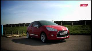 Citroen DS3 road test