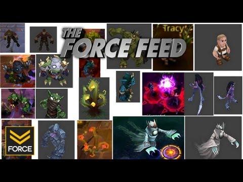 The Force Feed - MMO Developer Steals Torchlight Assets