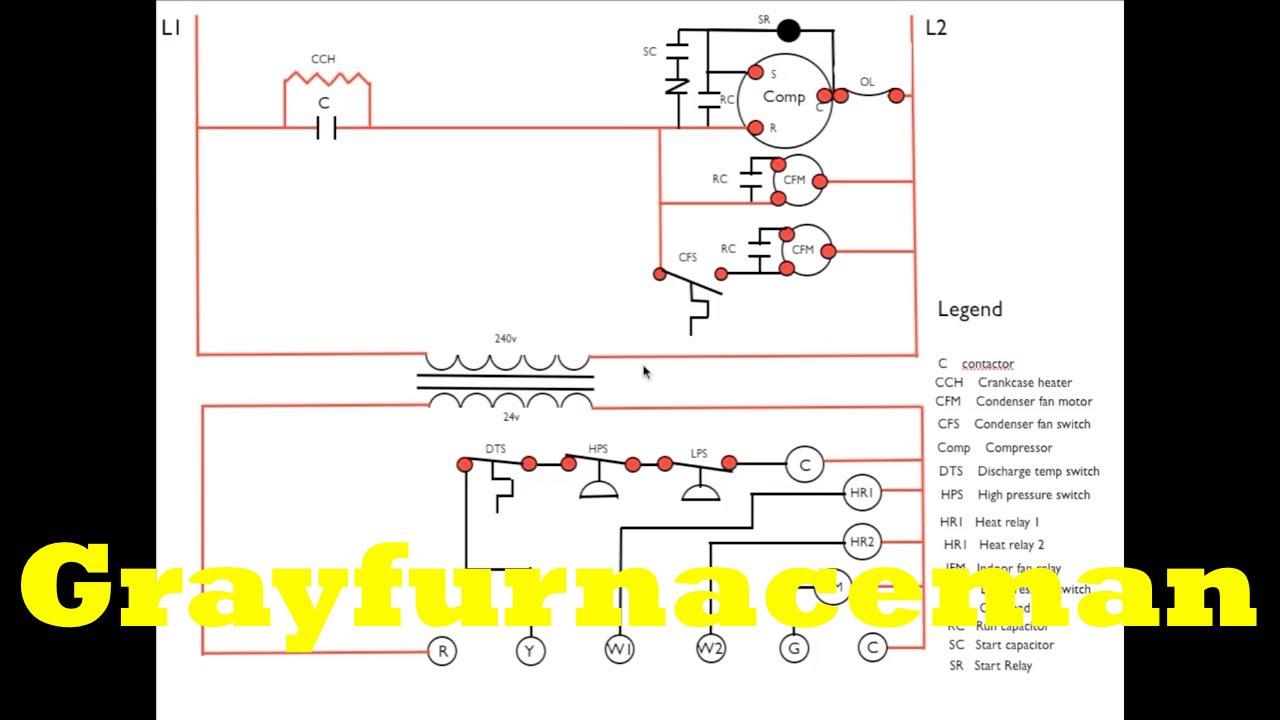 Schematic Diagram  14 Air Conditioner 1