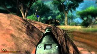 "Dylan's Far Cry 2 Realism Mod ""Checkpoints"""
