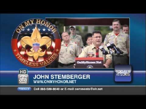 John Stemberger discusses the legal issues regarding the Boy Scouts' possible policy changes.