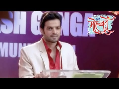 Raman's ROMANTIC SPEECH for Ishita in Starplus Yeh hai Mohabbatein 21st April 2014 FULL EPISODE