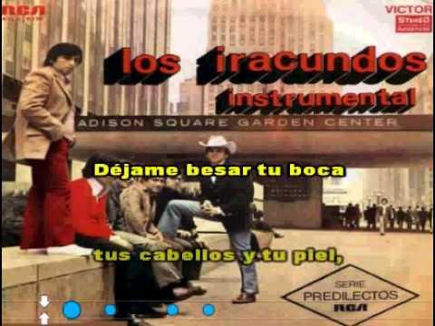 Los Iracundos - Tu Me Vas A Dejar