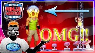 Let's Play American Ninja Warrior Challenge |Season 5| - Novice Career