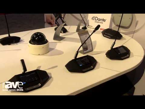 InfoComm 2015: Bosch Showcases CCS1000, DICENTIS Wireless, and Multimedia Audioconferencing Systems