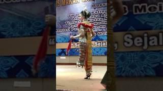 Pekit Kumang Gawai Sibu 2015