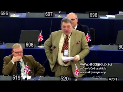 EU causing higher energy prices across Europe - David Coburn MEP