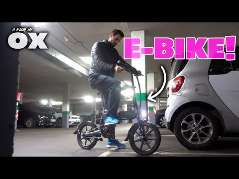 🚲 Bicicleta Electrica Fiido D2 🚴 Best Foldable E-bike