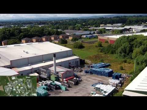 Wrexham Industrial Estate - NWWT Living Landscape Scheme