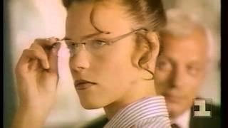 Реклама Альфабанка на Первом канале Останкино 01.01.1995