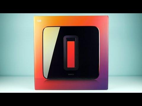 Sonos SUB   Der beste Subwoofer auf dem Markt?