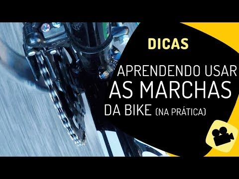 Como usar as marchas da bike na prática Pedaleria