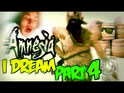 [Funny/Horror] Amnesia: MY LITTLE PONY - I Dream: Custom Story - Part 4