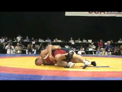 Cael Sanderson at 2011 World Team Trials