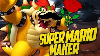 BOWSER kann FLIEGEN?! - Super Mario Maker #02 [Deutsch/HD]