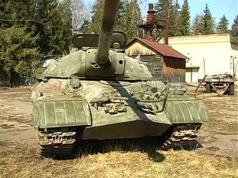 Тест-драйв ТАНК ИС-3 / IS-3  (расширенная версия)