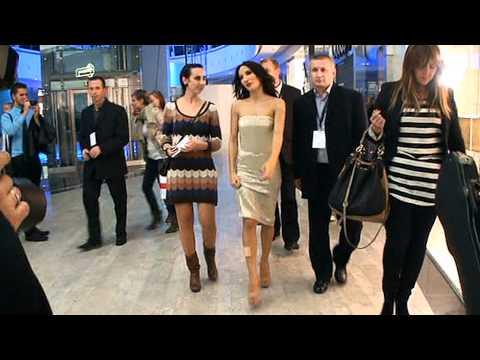 TV jaja - Steczkowska przyjechała spotkać się z Paris Hilton