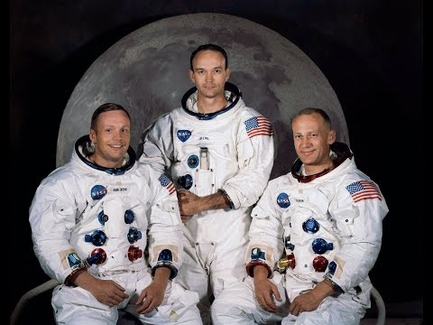 RAW UNCUT - Apollo 11 Post Flight Press Conference