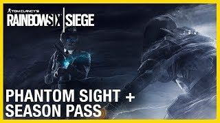 Rainbow Six Siege: Phantom Sight Season Pass Trailer | E3 2019 | Ubisoft [NA]