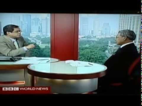 An interview with the Minister on the robustness of the Malaysian economy