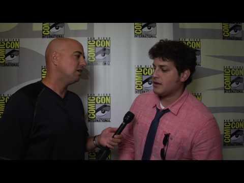 Dd Blue Eli Interview For Stargate Universe Sgu At Comic