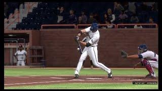 MLB The Show 18 RTTS - 2 Home Run Game