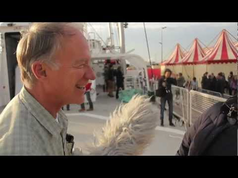 Snippets from the Rainbow Warrior: Arriving in Amsterdam