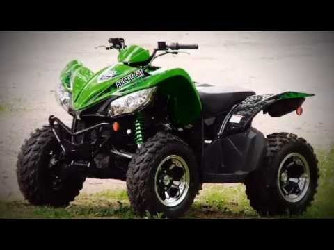 2011 Arctic Cat XC 450i Test Ride