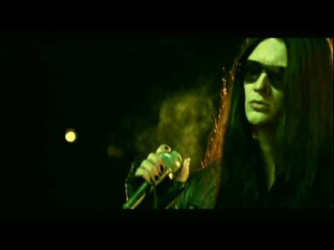 THE 69 EYES: Brandon Lee (OFFICIAL MUSIC VIDEO)